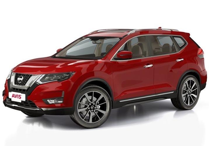 Nissan X-Trail o similar