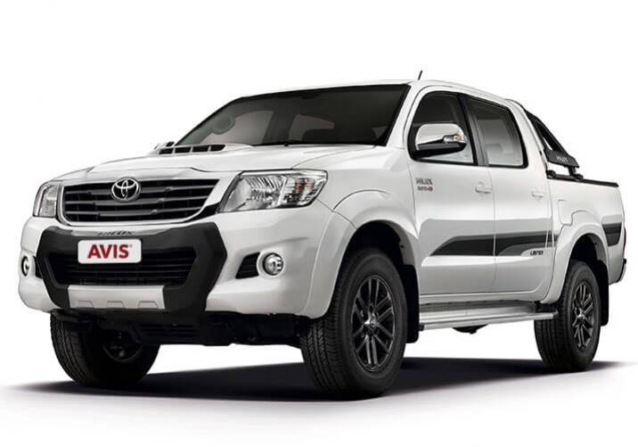 Toyota Hilux 4x4 2.8 o similar