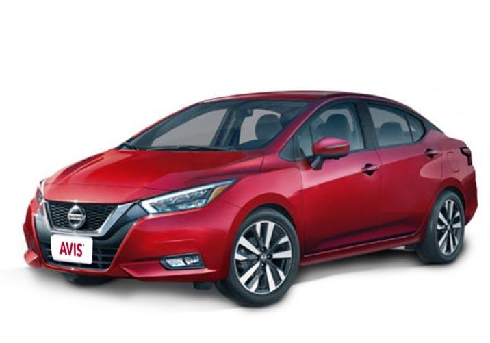 Nissan New Versa o similar
