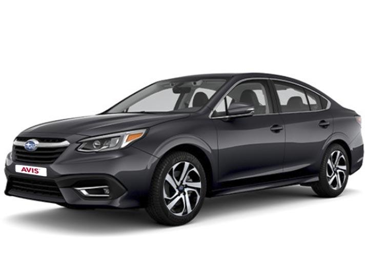 Subaru All New Legacy