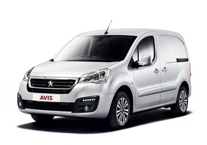 Peugeot Partner  o similar