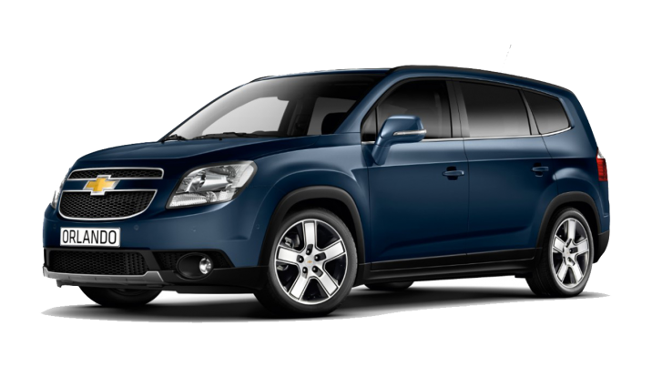 Chevrolet Orlando  o similar